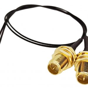 Cable conector pigtail uFL a RPSMA-K
